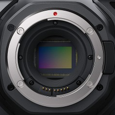 The new full Super 35 HDR image sensor has a native resolution of 6144 x 3456.
