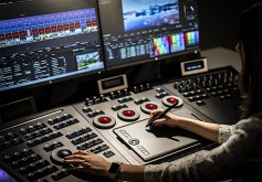 Arc is Tangent's ultimate color grading panel, both in looks and number of controls