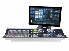 SAM's Kahuna production switcher will be seen for the first time with HDR capability.