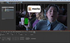 The new screen look of Mocha has been simplified.