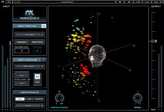 NX Virtual Mix Room over Headphones