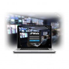 IPWeb enables remote browsing in the EVS Connected Live operations.