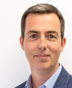 James Eddershaw, managing director of Shotoku UK.