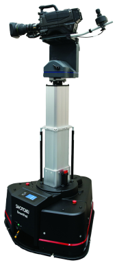 The SmartPed fully robotic pedestal.