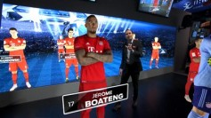 Vizrt technology enhances the immediacy of the excitement of sports.