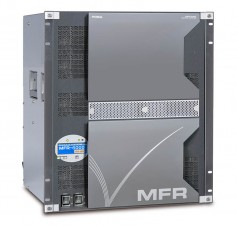 FOR-A's new MFR-6000 SD/HD/3G/6G/12G router.