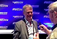 Vizrt's CEO Michael Hallen discusses both new technology and NewTek with The Broadcast Bridge's Jay Ankeney.