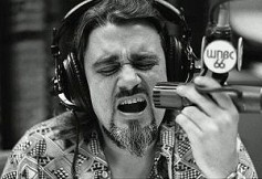 Wolfman Jack with his RCA BK-5A.